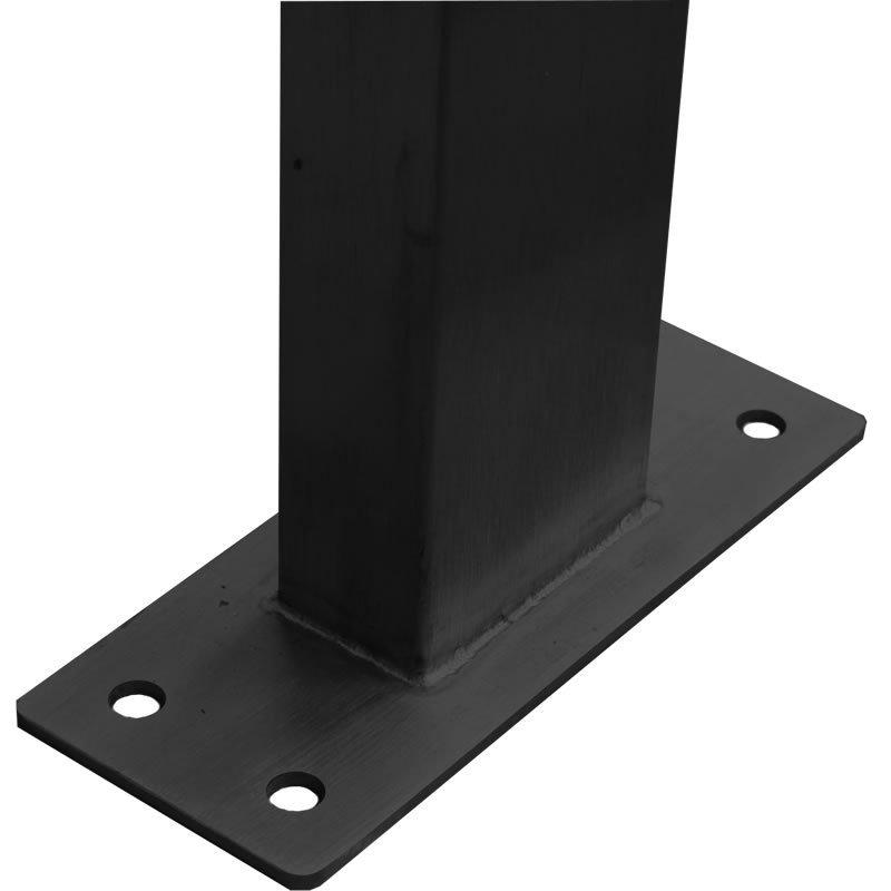 1er standbriefkasten klingel sprechanlage pulverb analog neu. Black Bedroom Furniture Sets. Home Design Ideas